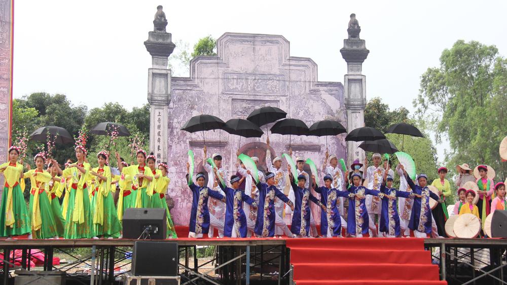 Bắc Giang: Nhiều hoạt động trước lễ khai hội chùa Bổ Đà